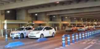Aena pierde el segundo juicio con los taxistas de Sevilla