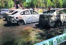 Archivada la causa por el incendio de los 9 Cabify en Sevilla