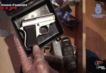 Detenidos dos atracadores de 80 y 73 años
