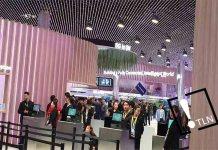 Huawei presenta 5G de red