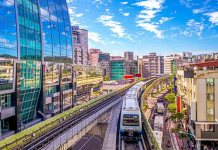 Soluciones Smart City de Nec en el MWC