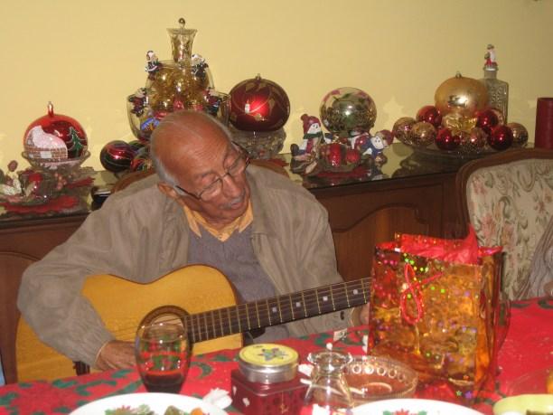 Jose Luis's father