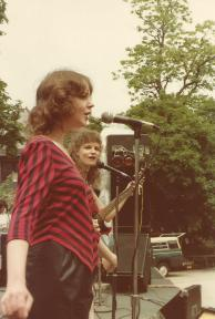 Mary and me Comfest 82