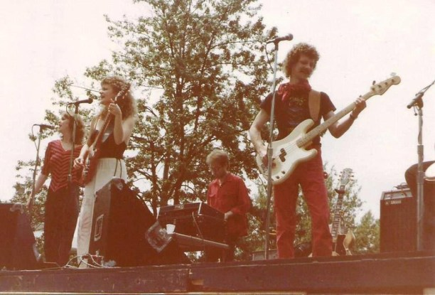 Townsend Wilson and Friends 1982