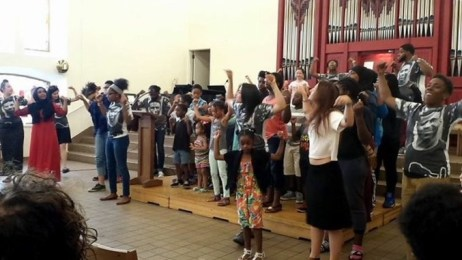 Freedom School Sunday 2016