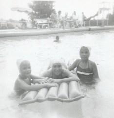 Myself, Josie, Fredde Buckley