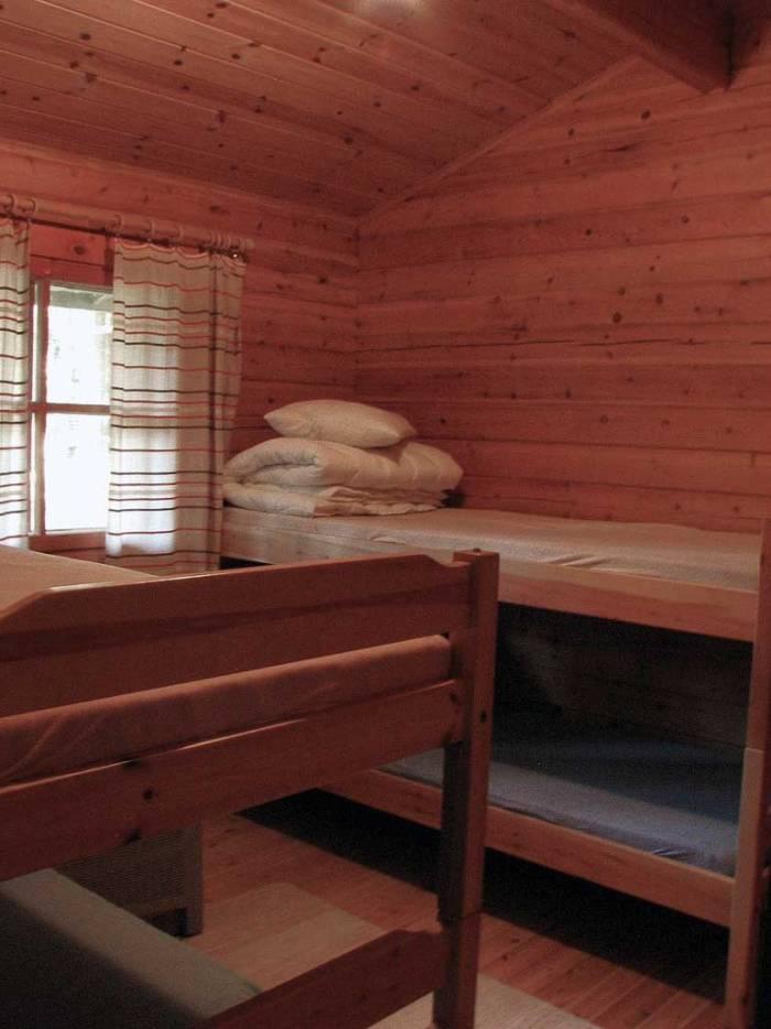 Cabins at Timitranniemi