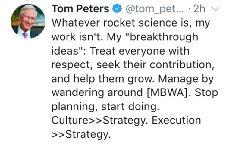 Tom Peters bascs