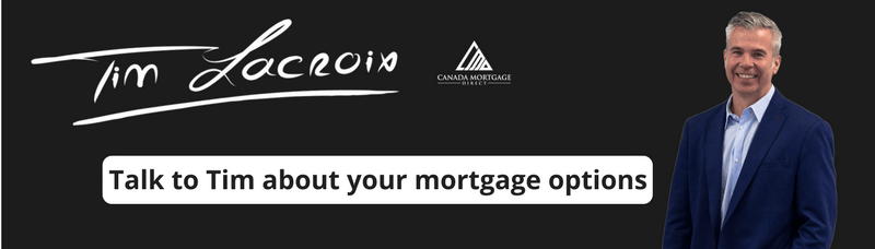 Talk to Tim, Tim Lacroix, contact Tim, Mortgage Broker