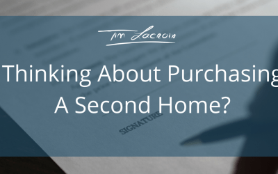 Purchasing A Second Home: What You Need To Know
