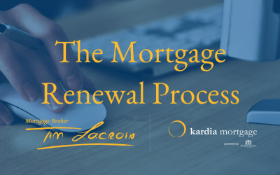 Mortgage Renewal Process