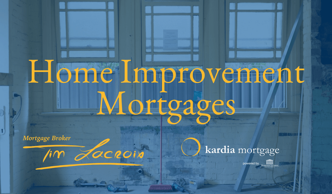 The Ins and Outs of a Home Improvement Mortgage