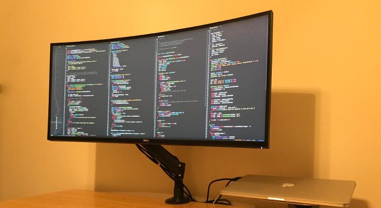 Dell 34 Ultra Wide Monitor Review (U3417W) | Tim Leland