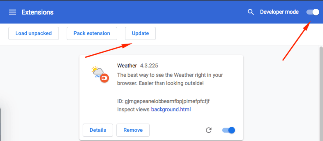 How to Manually Update Google Chrome Extensions - Tim Leland