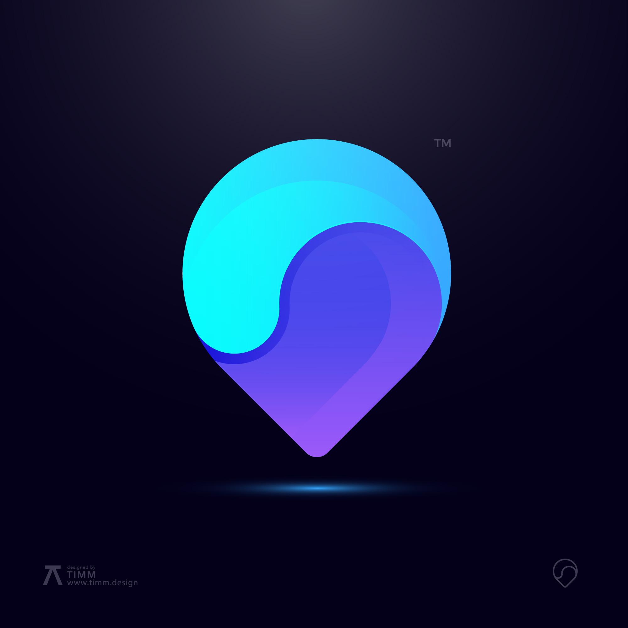 Modern App Logo Design