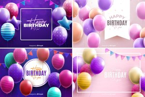 free happy birthday backgrounds