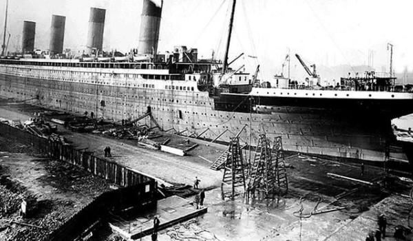 Titanic owners tried to save money on construction