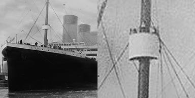 lookouts iceberg titanic