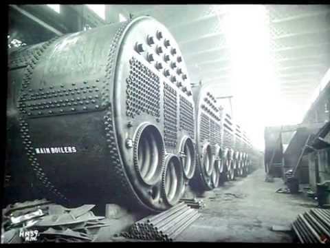 titanic engines