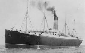 Carpathia Titanic