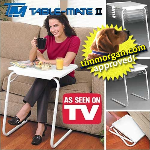 TableMate - Timmorgan.com Approved!