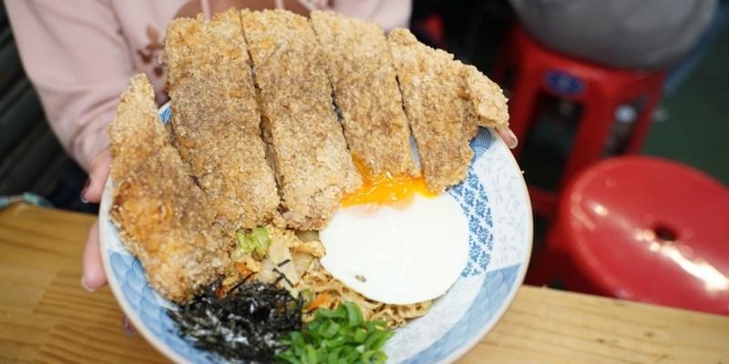 新竹美食|肆爺炒泡麵。東門市場也能吃到各種異國風味的炒泡麵。(菜單營業時間地址電話)