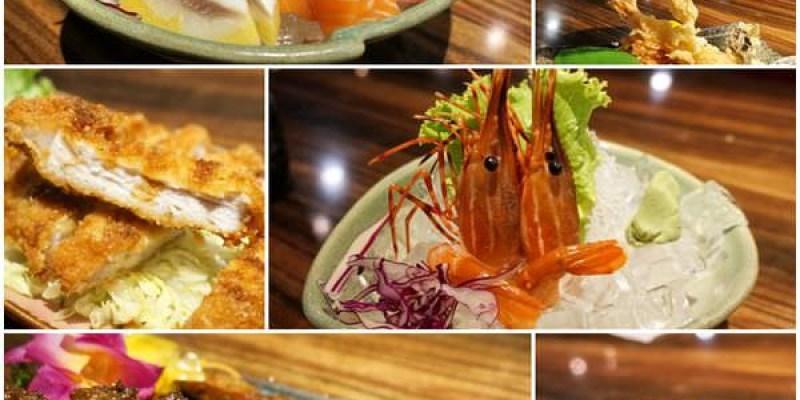 【新竹美食推薦】吉川台式日本料理店-平價日式料理餐廳好選擇(好停車/自由路)--踢小米食記