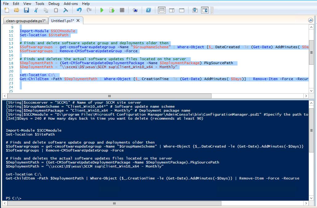 Remove Sccm Site Server