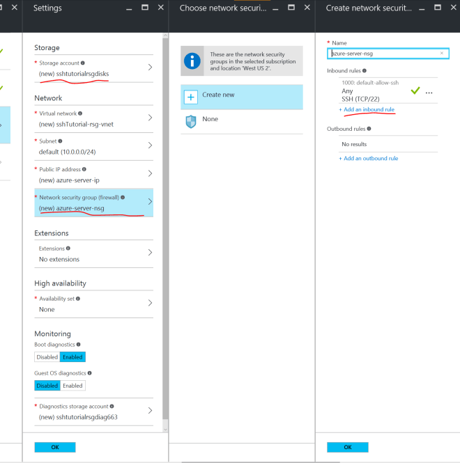 optional-azure-settings