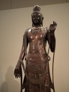 Standing Sho-kannon Bosatsu 7th-8th century (copy made in the 20th century)