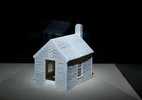 Prophetstown Henry David Thoreau Cabin (2012) Alan Michelson