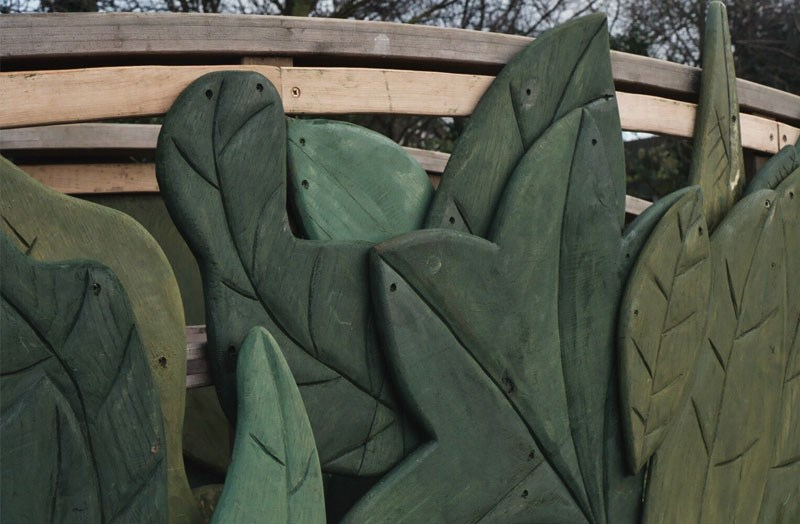 bridge-leaves-detail