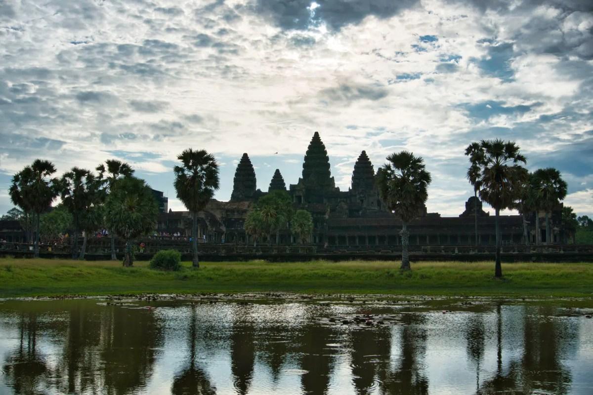 Südostasienreise: Thailand, Kambodscha, Singapur: Angkor Wat