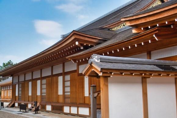Bild der Honmaru Residenz der Burg Nagoya