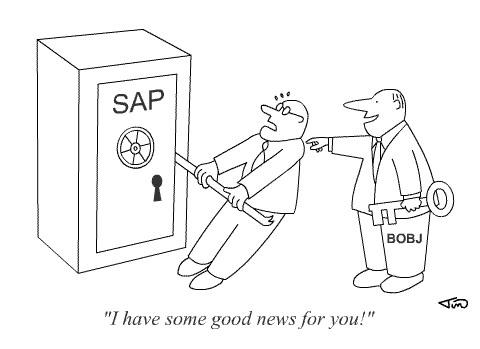 SAP and BOBJ