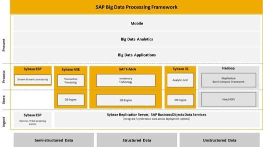 SAP-big-data-framework