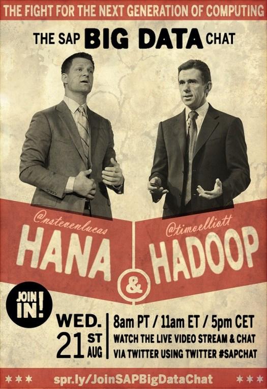 sap bigdata chat hana and hadoop 690