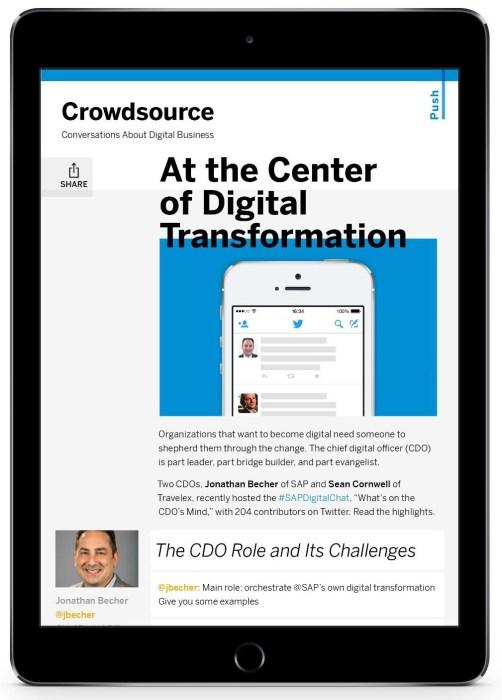 Digitalist Q4 2015 CDOs