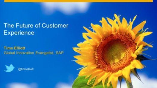 digitalk the future of the customer experience