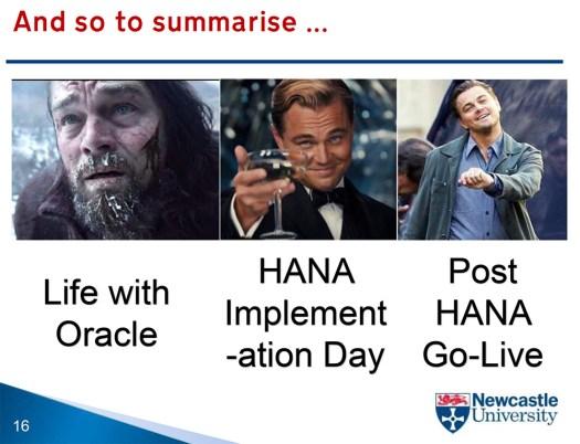 newcastle university project summary