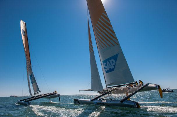 sap extreme sailing