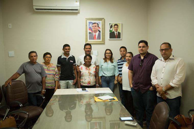 Reunião com Associação de Moradores do Povoado São José dos Perdidos