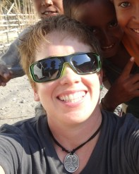 Ms Breanna Martin, NT - A local Darwinian dental assistant, Bree joined a team in 2014. She soon proved to be a handy bush mechanic, managing to repair recalcitrant equipment on the fly!