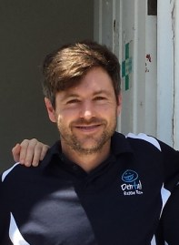 Dr James Digges, NSW - James has joined 3 of our dental teams since 2011. He is a keen golfer(no golf courses in TL)