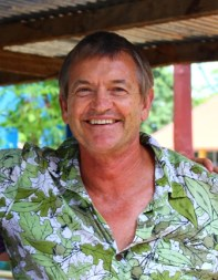 Dr John Moran, WA - John joined his first dental team in 2013. He loves to taste exotic foods and so he was always excited to see what culinary delights were produced by the Sisters each night.