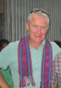 Dr Peter Shakes, SA - Peter joined a team in 2014.