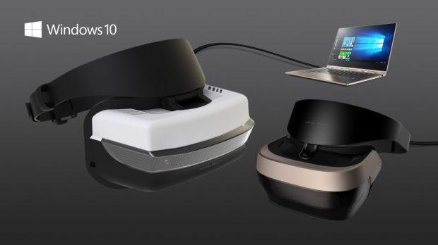 Windows 10 VR Brillen