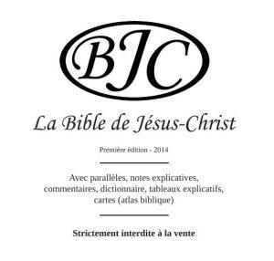 BJC première page