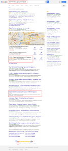 Digital Marketing Consultant Singapore - Portfolio - SEO - Ranking OOJO on First Page of Google