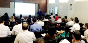 Digital Marketing Consultant - Talk at SME Centre at SICCI